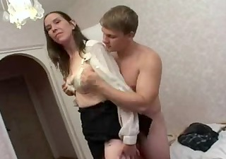 screwed and cum on face unsightly neighbour!